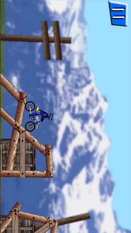 摩托车游戏: 极限特技摩托 screenshot-3