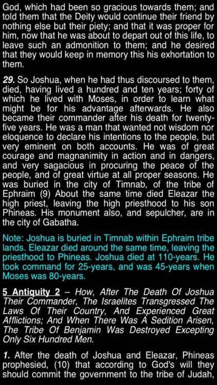 Summary Flavius Josephus (part 2) screenshot-3