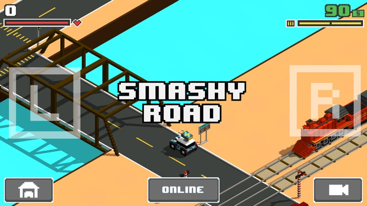 Smashy road arena by bearbit studios bv smashy road arena publicscrutiny Image collections