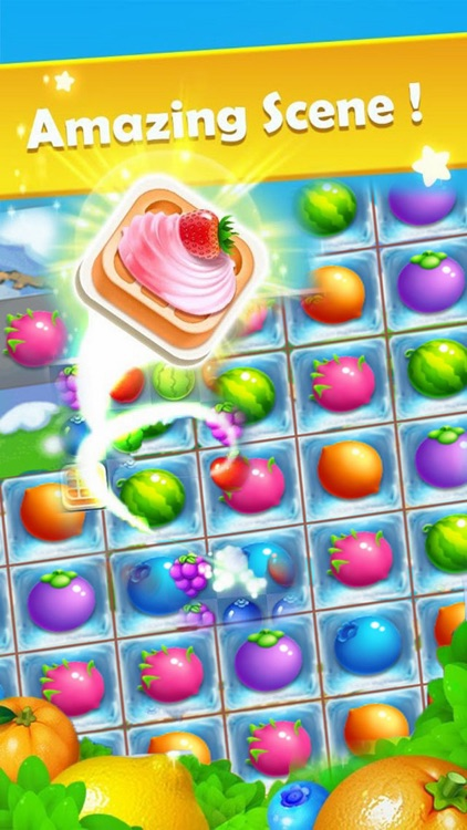 BigLand Fruit Match3