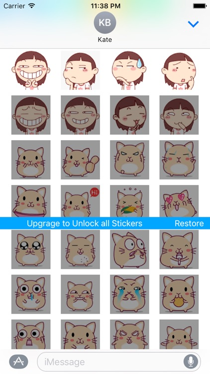 Animated Emojis Stickers screenshot-4