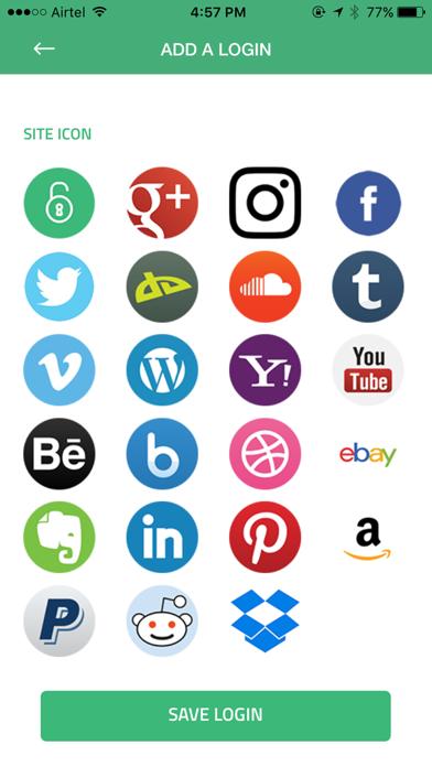Login Pad | App Price Drops