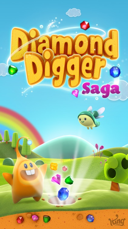 Diamond Digger Saga screenshot-4