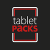 Tablet Packs - Safety App: Flashing lights, shapes and scrolling text.