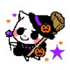 Halloween Night Sticker