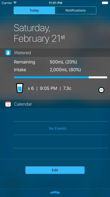 Watered screenshot-4