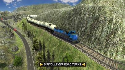 Oil Tanker TRAIN Transporter - Supply Oil to Hillのおすすめ画像1