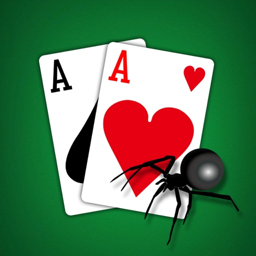 Spider Solitaire for iPhone and iPad