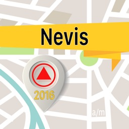 Nevis Offline Map Navigator and Guide