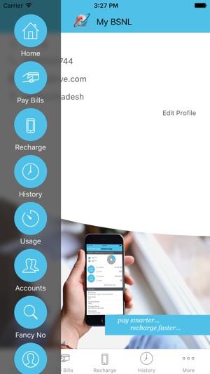 My BSNL on the App Store