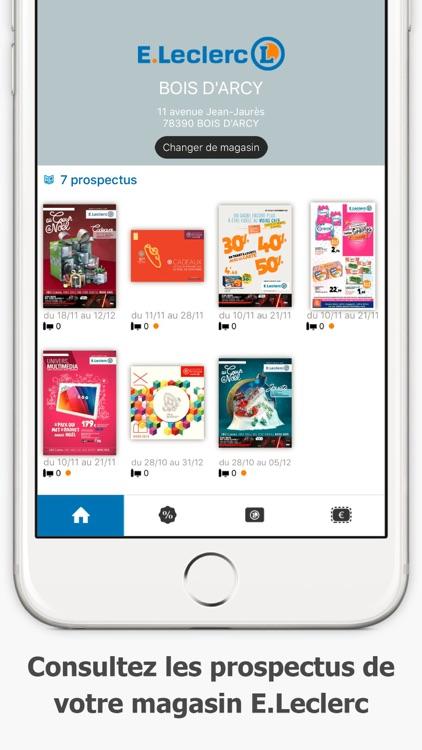 E.Leclerc - Shopping, Promos, Prospectus