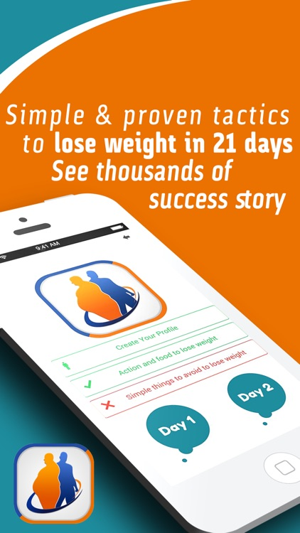 Weight Loss: 21 Day Diet Challenge