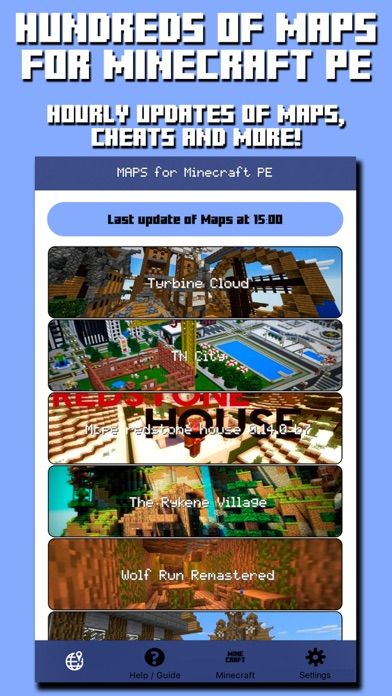 download Maps for Minecraft PE - Pocket Edition apps 2