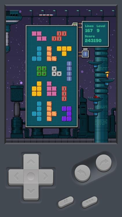 Tetromino – iBoy Retro Game