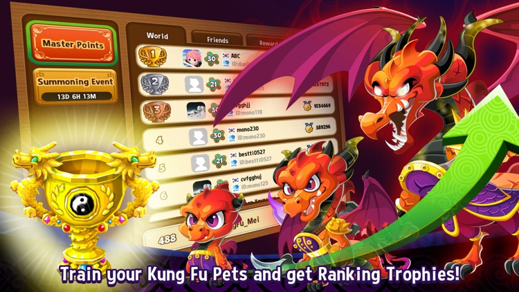 Kung Fu Pets screenshot-2