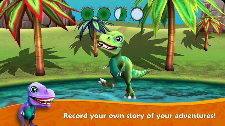 Dino Tales Jr – storytelling for young minds screenshot-4