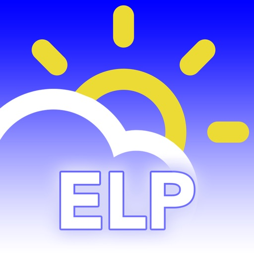ELP wx: El Paso Weather Forecast, Traffic & Radar