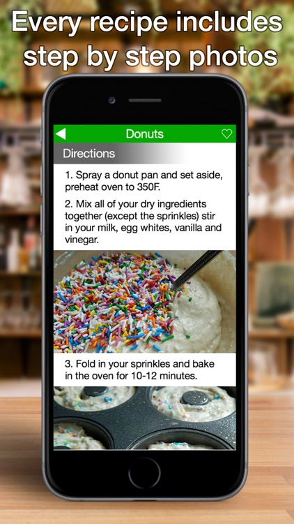 Drizzle Me Sweet - Healthy WW Dessert Recipes screenshot-3