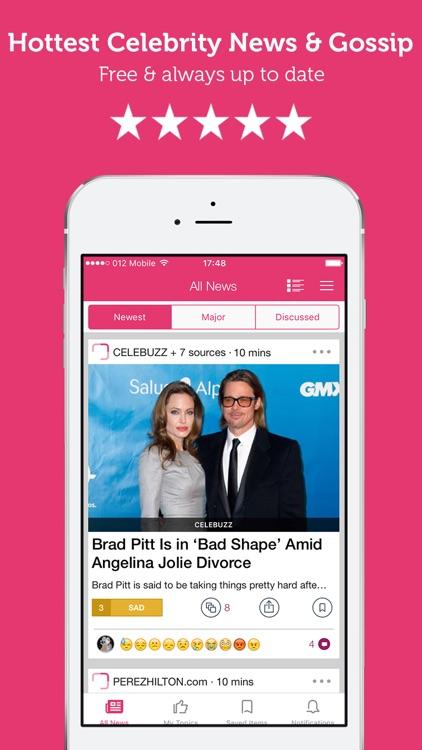 Celebrity News - Latest Celeb News & Gossip