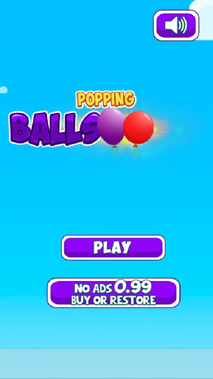 Pop Baby Balloons screenshot-1