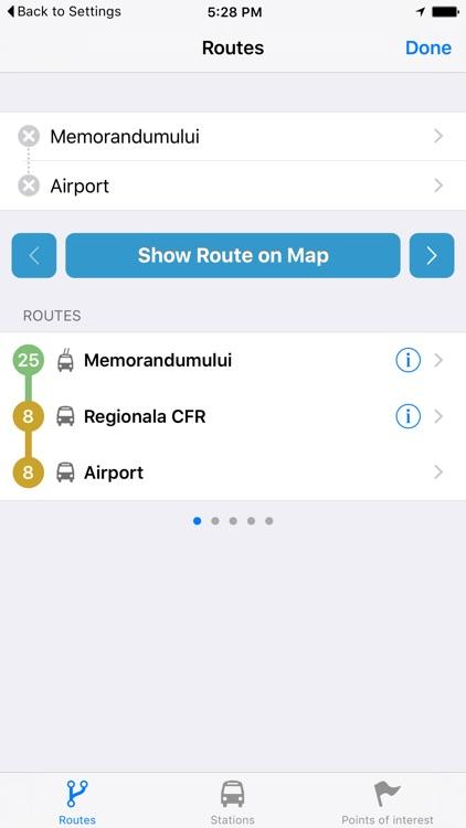 Cluj Bus screenshot-4