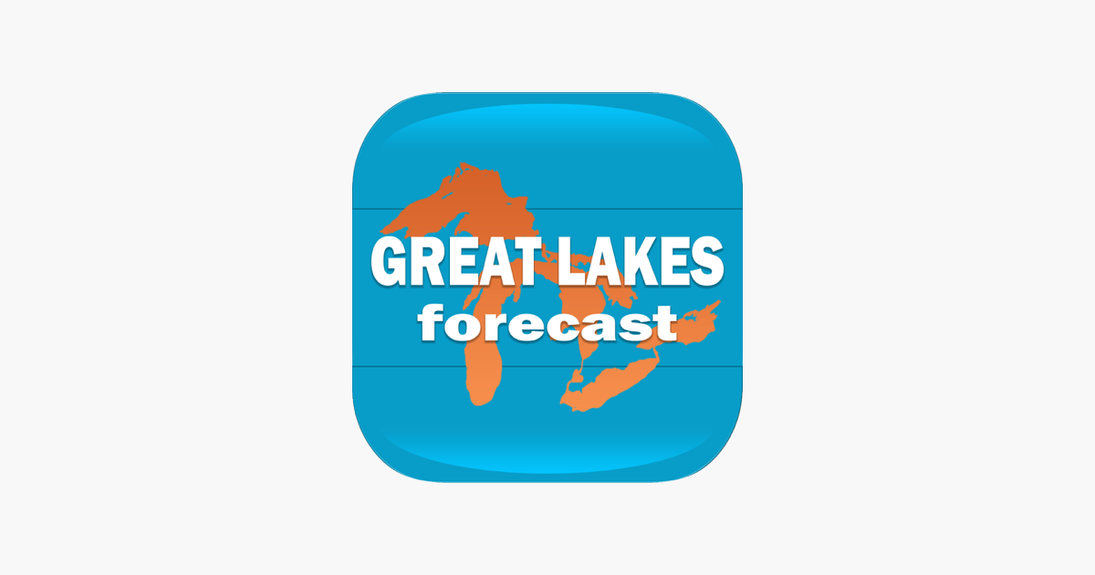 app store great lakes nearshore usa weather forecast. Black Bedroom Furniture Sets. Home Design Ideas