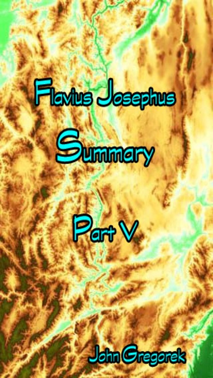 Summary Flavius Josephus (part 5) screenshot-0