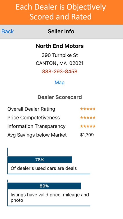 Used Car Search Pro by iSeeCars