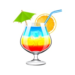 Cocktails Party Stickers for iMessage