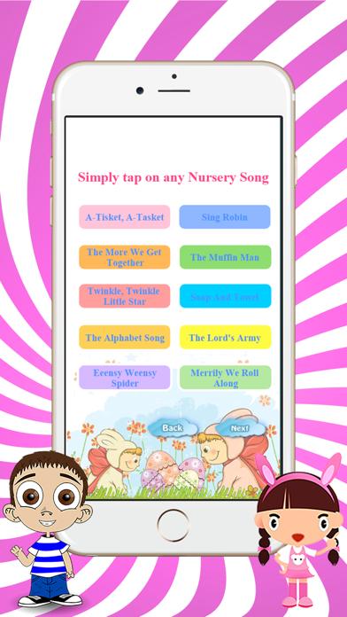 Free Sing Along 33 Music Nursery Rhymes and Lyrics 2