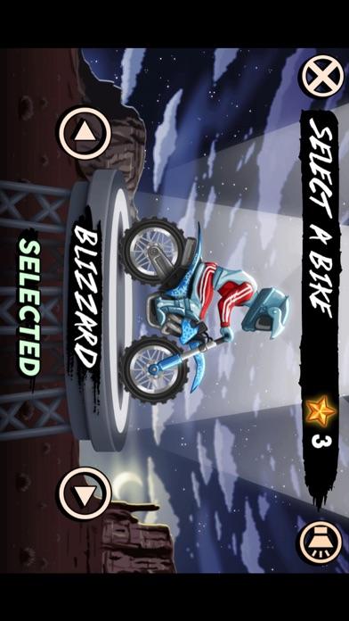 极限特技摩托车游戏:挑战速度与激情 App 截图