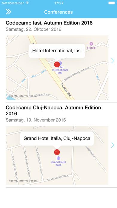 Codecamp screenshot one