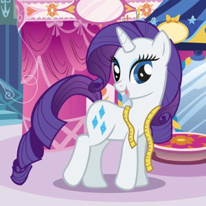 My Little Pony: Rarity Loves Fashion app