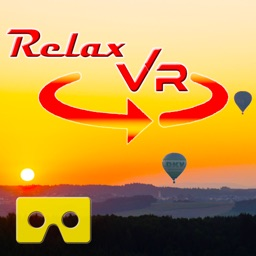 Relax VR Hot Air Ballooning Virtual Reality 360