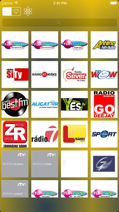 Rádio Slovensko - Slovakia Radio Live Player screenshot three