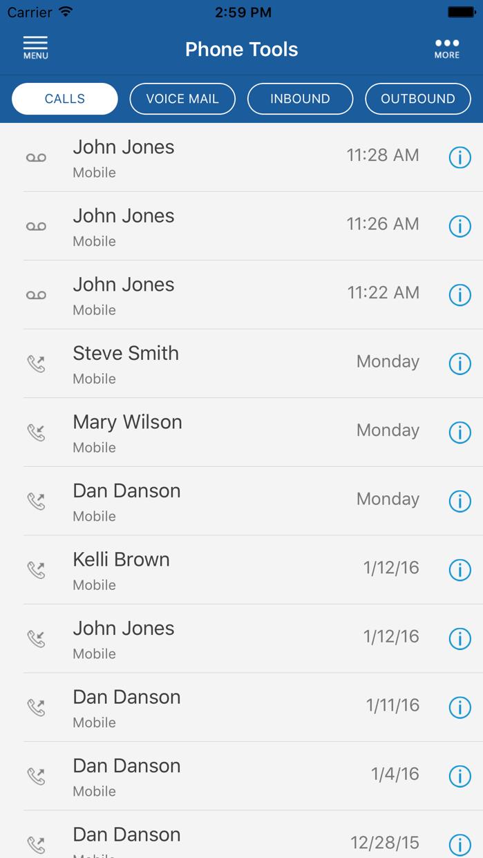 Cox Connect Screenshot