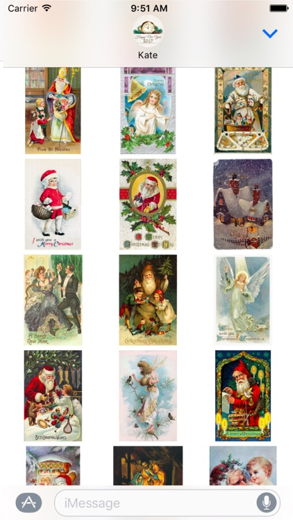 Merry Christmas & Happy New Year - Greetings cards screenshot-4