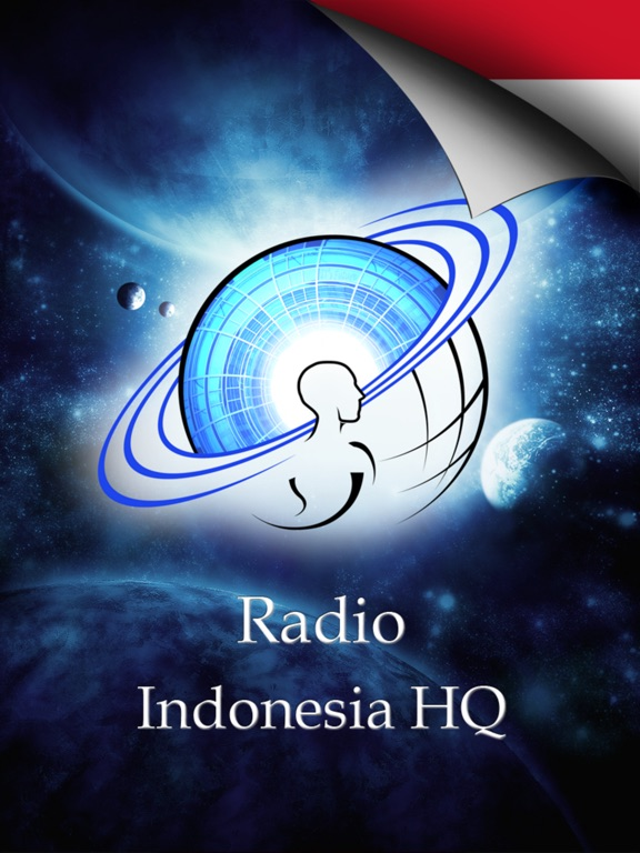 Radio Indonesia HQ iPad