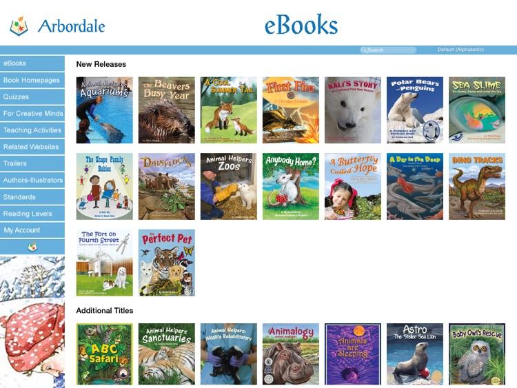 Fun eReader Picture Books screenshot-3