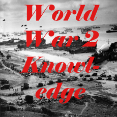 Activities of World War 2 Knowledge test