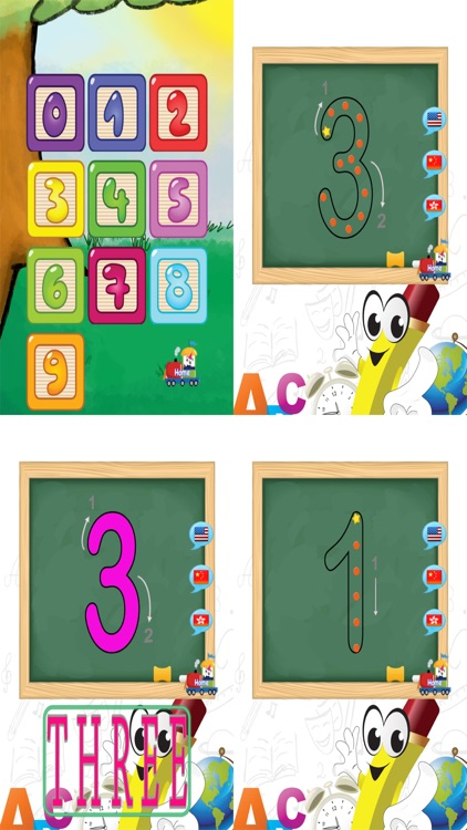 Kids Learn to Write Free screenshot-4