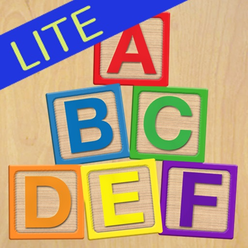 Wood Puzzle First Years Lite icon