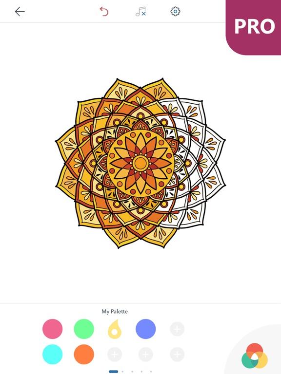 Kleurplaten Voor Volwassenen Mandala Love.Mandala Kleurplaten Voor Volwassenen Pro App Voor Iphone Ipad En