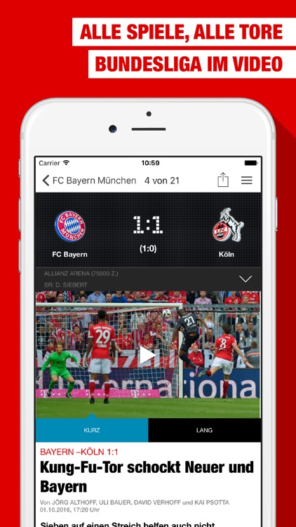 BILD News App screenshot-1