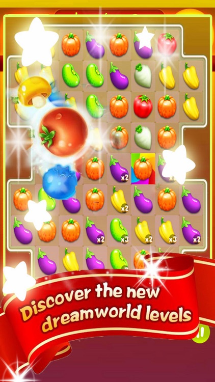 Happy Fruit Match - Farm Frozen