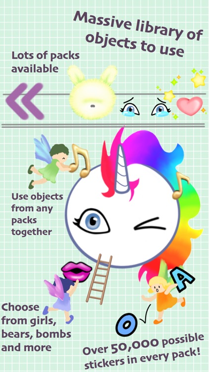 Sticker Fab Emoji Maker screenshot-0