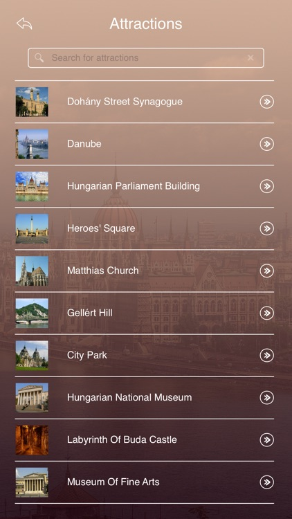 Budapest Tourist Guide screenshot-2