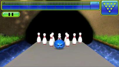 3次元ファンタジー無料テンピンボウリングゲームのおすすめ画像1