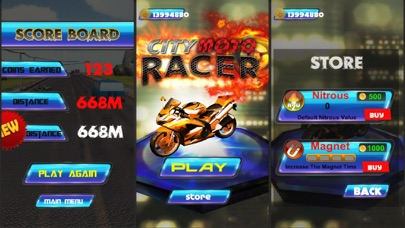 Traffic Moto Escape Rider 3D Free: City & Highway