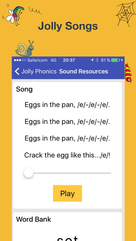 3 Minutes to Hack Jolly Phonics Lessons - Unlimited